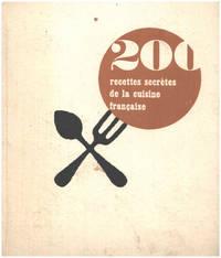 image of 200 recettes secrètes de la cuisine française