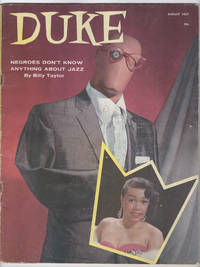 Duke, Volume 1, Number 3 (August 1957) - includes Carnal Moment by James Baldwin
