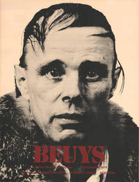 Beuys—Aus Berlin: Neues vom Kojoten. November 3, 1979. [Silkscreen poster, one of 14 copies]