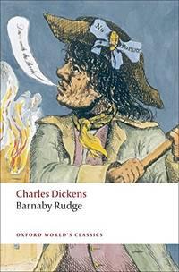 Barnaby Rudge Oxford World's Classics   Ex Library