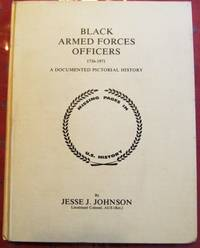 Black Armed Forces Officers, 1736-1971 (A Documented Pictorial History): Missing Pages in United...