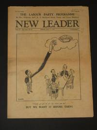 The New Leader Incorporating 'The Labour Leader': July 13th 1928