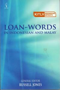 Loan-Words in Indonesian and Malay