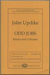 Literary Criticism for John Updike