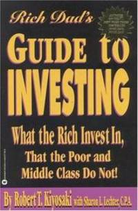 image of Rich Dad's Guide to Investing: What the Rich Invest in, That the Poor and Middle