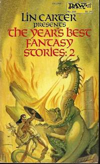 THE YEAR'S BEST FANTASY STORIES: 2