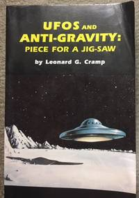 UFO's and Anti-gravity: Piece for a Jig-Saw