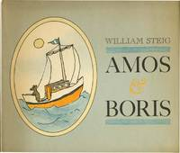 AMOS & BORIS by  WILLIAM STEIG - from Aleph-Bet Books, Inc. and Biblio.com