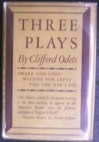 image of Three Plays (Awake and Sing!, Waiting for Lefty, Till the Day I Die)