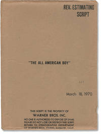 image of The All-American Boy [The All American Boy] (Original screenplay for the 1973 film)