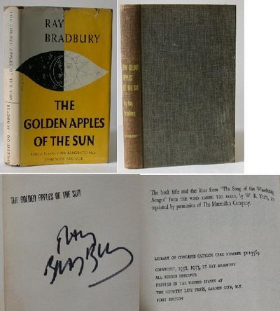 Doubleday and Company, 1953. 1st Edition. Hardcover. Very Good/Very Good. Published in New York by D...