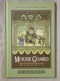 Mouse Guard, Labyrinth, and Other Stories: A Free Comic Book Day Hardcover Anthology