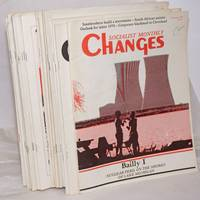 image of Changes, socialist journal, [20 issues 1970-1981]