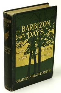 Barbizon Days  Millet, Corot, Rousseau, Barye