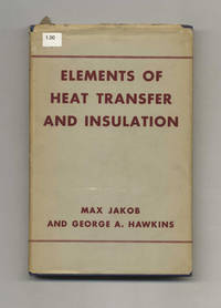 image of Elements of Heat Transfer and Insulation