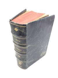 Ulysses -- in fine binding