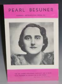 image of Pearl Besuner, Photographs and Promotional Leaflet