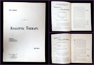 Louisville, KY: Henry Pharmacal Co., . General wear and toning. . A booklet describing the benefits ...