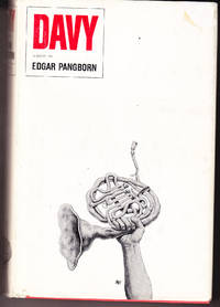 Davy by  Edgar Pangborn - First Edition - 1964 - from John Thompson (SKU: 22271)