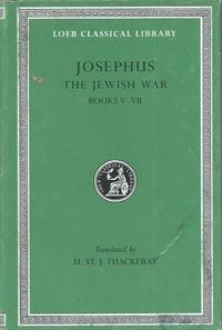 The Jewish War__Books V-VII