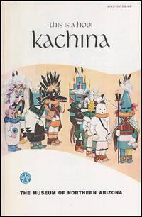 This is a Hopi Kachina