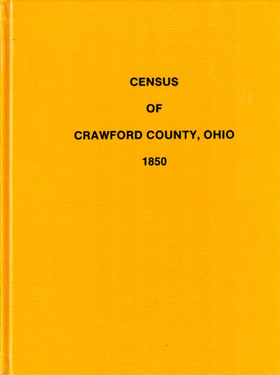 Galion: Crawford County Chapter of the Ohio Genealogical Society, 1992. Hardcover. Very good. 372pp+...