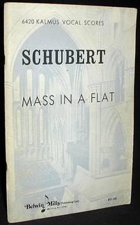 Messe in As für Vier Singstimmen, Orchester und Orgel [Mass in A Flat]