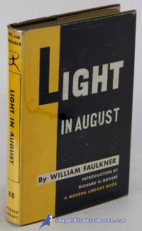 Light in August (Modern Library #88.5)