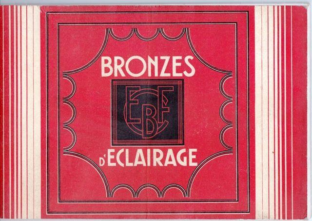 Appareillage electrique bronzes d 39 eclairage catalogue - Comptoire d electricite franco belge ...