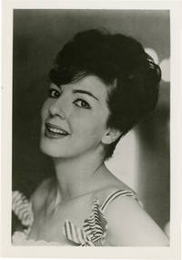 Archive of eight original photographs of opera star Anna Moffo