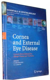 Cornea and External Eye Disease  Corneal Allotransplantation, Allergic Disease and Trachoma