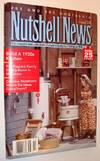 image of Nutshell News Magazine - For Creators and Collectors of Scale Miniatures, October 1995 - 1920's and 1930's Nostalgia
