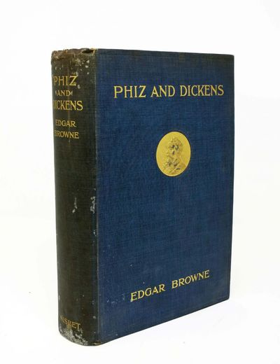 London: James Nisbet & Co, 1913. 1st Trade Edition. Blue cloth binding with gilt and embossed face o...