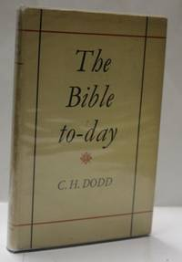 The Bible To-Day