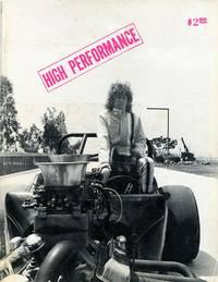 High performance: the performance art quarterly, Volume 1, number 1, February 1978