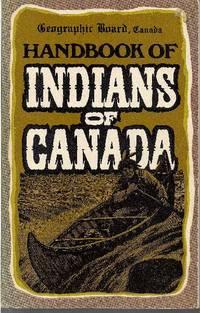 Handbook of Indians of Canada