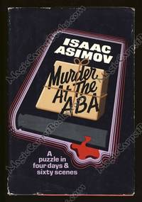 image of Murder at the ABA: A Puzzle in Four Days and Sixty Scenes