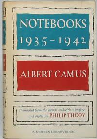 image of Notebooks 1935-1942