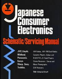 Japanese Consumer Electronics Schematic/Servicing Manual by TAB Editorial Staff - First Edition - 1975 - from Barter Books Ltd (SKU: r1722)