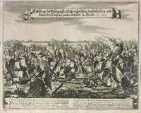Abbildung der Bludigen See Treffens zwischen den Holländern und Engelländern, so drey tage gewehret, Geschehen im Augusto Anno 1653