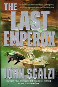 Last Emperox by  John Scalzi - Hardcover - from Chisholm Trail Bookstore (SKU: 19143)