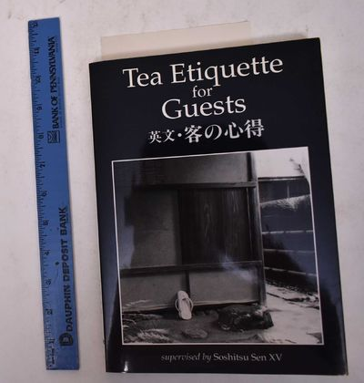 Kyoto, Tokyo: Tankosha, 1993. First Edition. Softcover. VG/VG. Owner's writing on first page.. White...