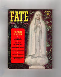 image of Fate Magazine - True Stories of the Strange and The Unknown. March, 1951. Flying Milk Bottles of Petersburg; astrologer Micer Codro; Blood Curse; Ghost Canyon; Pablo and the Pugot; Brown Mountain Lights; Vision at Necedah; Yeti et al