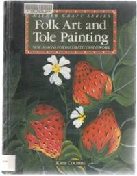 image of FOLK ART AND TOLE PAINTING  New Designs For Decorative Paintwork