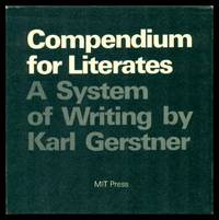 image of COMPENDIUM FOR LITERATES - A System of Writing