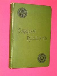Garden Receipts