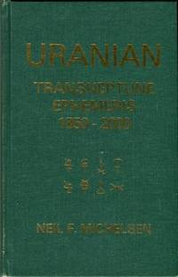 image of Uranian: Transneptune Ephemeris, 1850-2000