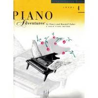 Piano Adventures Performance Book, Level 4