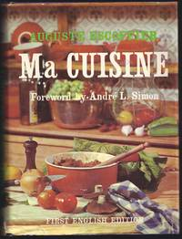 Ma Cuisine by  Marion (Editor)  Vyvyan (Translator);  Howells - First Edition - 1965 - from Granada Bookstore  (Member IOBA) and Biblio.com
