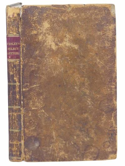 New York: T. Mason and G. Lane, 1838. First Edition. Full-Leather. Good. First edition. Front joint ...